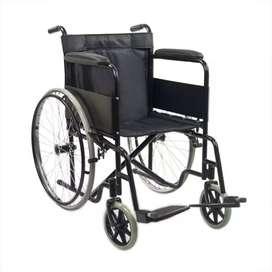 Wheelchair unused