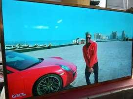 Smart led tv full hd 4k supported