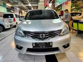 Nissan Grand Livina XV manual mulus Tahun 2015 plat W bisa kredit