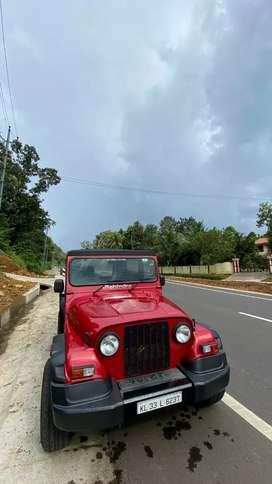 Mahindra Thar 2019 Diesel 24000 Km Driven