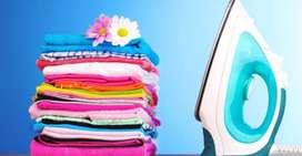 Laundry antar jemput free ongkir
