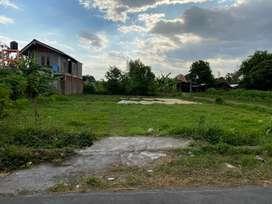 BU!! TANPA PERANTARA!! Tanah pinggir jalan aspal Sendang Tirto, Berbah