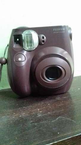 Jual kamera fuji instax mini 7s masi bagus