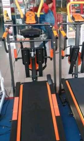 Treadmill 10 Manual best massager familly Probolinggo sport