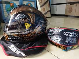 Helm Istimewa Limited Edition