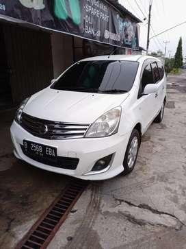 Nissan Grand Livina 1.5XV MT 2012 (Facelift)