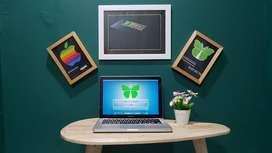 Macbook Pro 13 Inch Early 2011 Intel Core I5 Rendering Enteng
