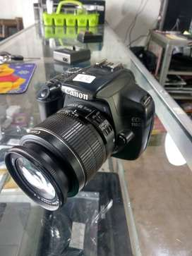 Canon Eos 1100D // 12MP // 18-55MM Normal siap pakai