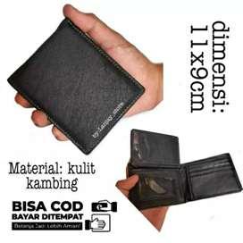 Dompet pria kulit asli,  bisa cod atau transfer