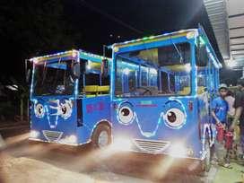 Odong Kereta Mini Bus