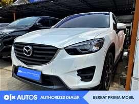 [OLXAutos] Mazda CX-5 2015 GT 2.5  Bensin A/T Putih #Berkat Prima
