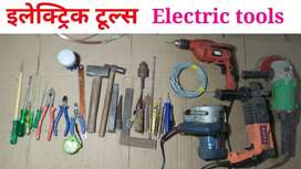 घरों में लाइट फिटिंग रिपेरिंग एवम हर प्रकार के इलेक्ट्रिक कार्य