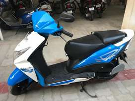 Honda Dio, Single owner, Lady driven, show room condition