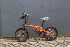 Sepeda Lipat Pacific FLUX 3.0 Ring 20