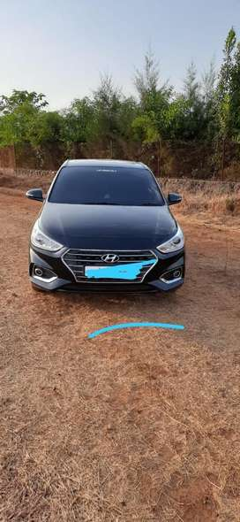 Hyundai Verna 2019 Diesel Good Condition