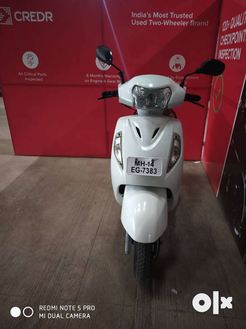Good Condition Suzuki Access 125Z with Warranty |  7383 Pune 0