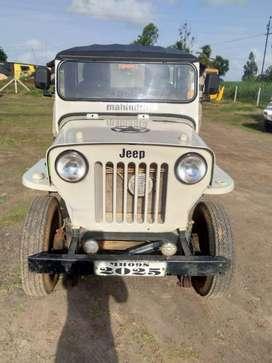 Mahindra Thar DI 2WD, 1997, Diesel