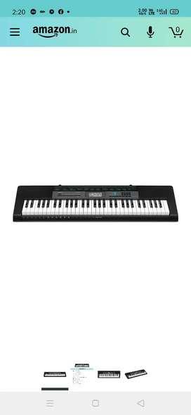 Casio CTK-2550 61-Key Portable Keyboard