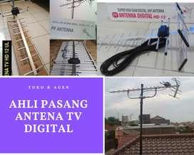 Tukang Jasa Pasang Baru Antena Tv Digital