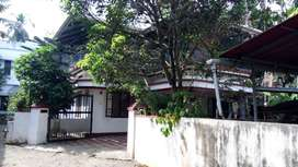Urgent Sale-Independent Villa(9.5 cents) in Kalady Town