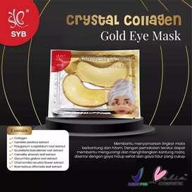 SYB Crystal Collagen Lip Mask | Eye Mask