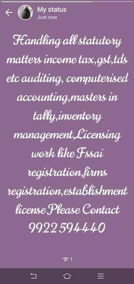 Sunil and Associates Tax consultant