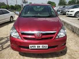 Toyota Innova 2.0 V, 2008, Diesel