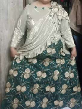 Kurtis n heavy gowns