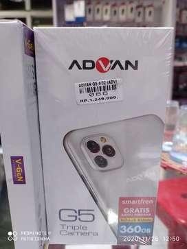 Advan G5 ram 3/32