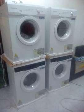 perlengkapan laundry dryer mesin pengering baju conversi gaz