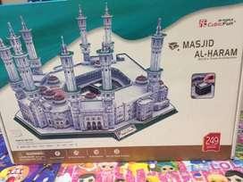 Mainan anak baru masjid al haram bisa kirim2