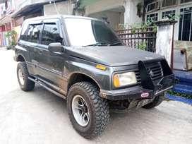 Suzuki vitara 92 4x4, siap offroad