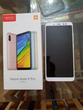 Redmi note 5 pro 64gb 4 gb ram