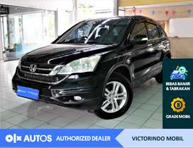 [OLXAutos] Honda CRV 2010 2.4 A/T Bensin Hitam #Victorindo
