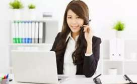 Need receptionist to work in spa
