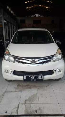 Toyota Avanza G Manual Tahun 2013 Kondisi Tangan Pertama Mulus Terawat