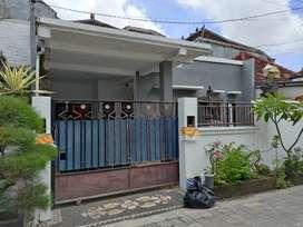 Rumah Cantik Disewakan Dikontrakkan Bulanan Furnish Nangka Gatsu Renon