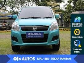 SOLD [OLX Autos] Suzuki Karimun Wagon 1.0 GL M/T 2014 Biru
