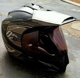Sports helmet perfect condition me Hai  Jada use Ni Hua Hai