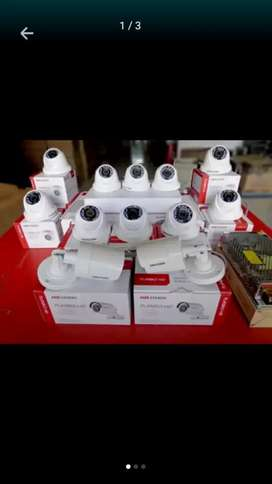 Pemasangan Paket Kamera Cctv/murah Full HD 2mp