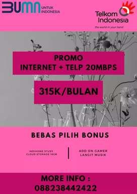 Promo Pemasangan Internet Serang