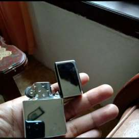 Korek Zippo silver