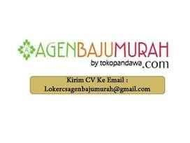 Admin Gudang Online Shop