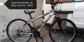 26 Inch Ready Bicycles In Very Reasonable Prices Buy n Use