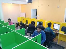 Registered Call Center Seats outsourcing Day/Evening & Night shift