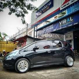 Velg Mobil Honda Jazz bisa kredit r16 HSR di toko Velg Mobil Aceh