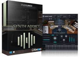 StudioLinked Infiniti Expansion Synth Addict (WiN OSX)