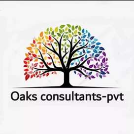 Required girl for consultant office