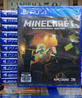 Minecraft PS4 New