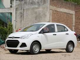 Brand new T permit car Hyundai Xcent T + prime cng